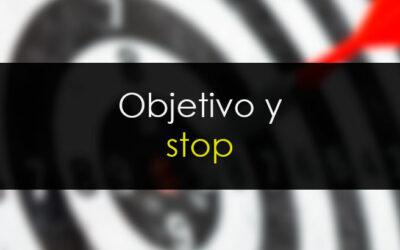 ¿En qué nos basamos para fijar el objetivo y el stop?