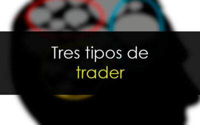 Los tres tipos de traders