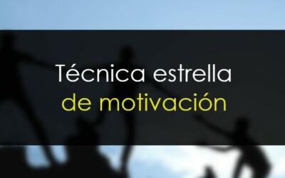La técnica estrella de la motivación