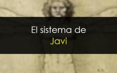 El sistema de Javi