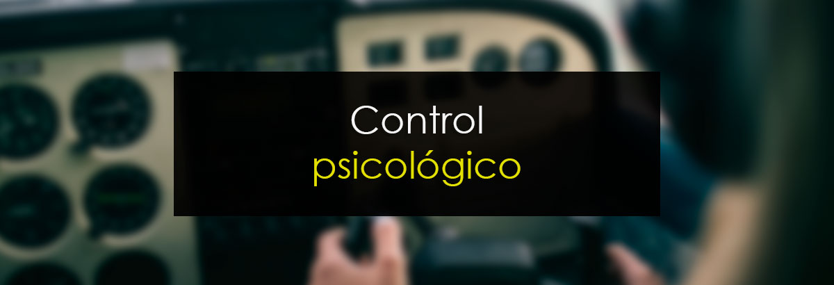 Control psicológico
