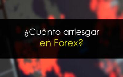 ¿Sabes cuánto arriesgar en FOREX?