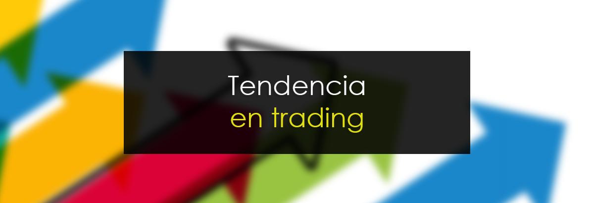 Tendencia en trading