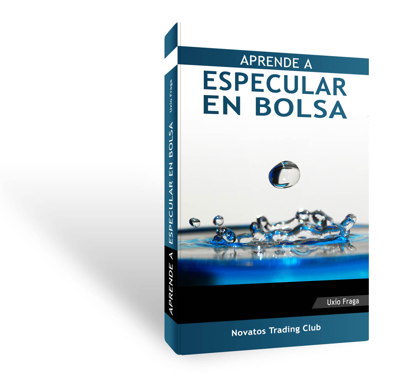 ¡Ya disponible: El libro de Novatos Trading Club!