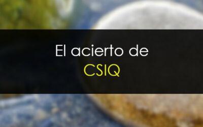 Estamos dentro de CSIQ