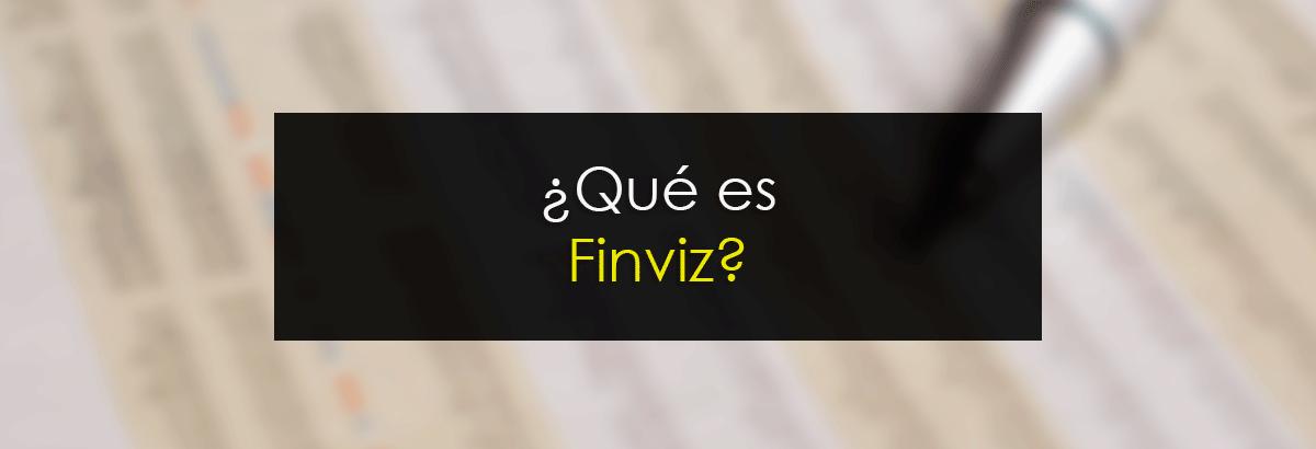 ¿Qué es Finviz?