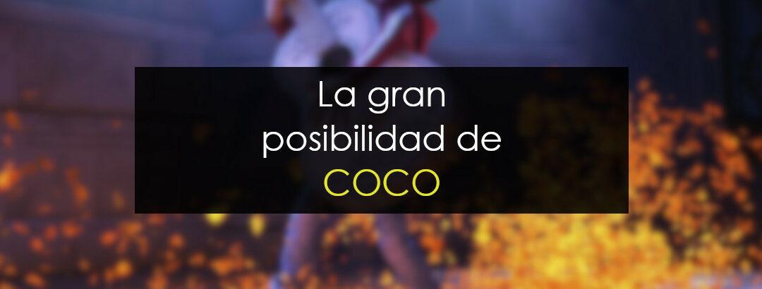 COCO (NASDAQ) Grandes posibilidades