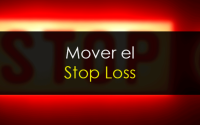 Cómo mover el stop loss