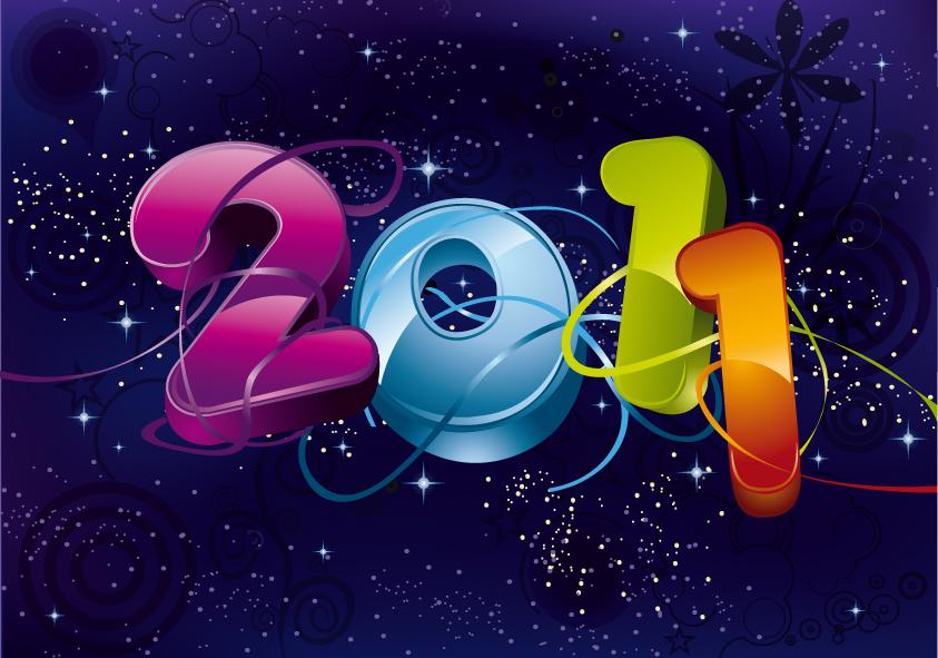 ¡Feliz 2011!