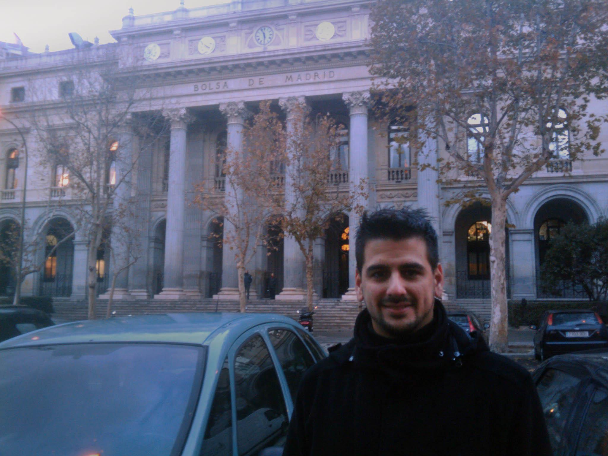 Conociendo a Javier Alfayate
