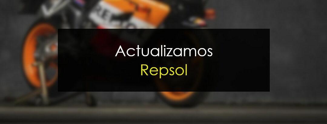 Actualizamos Repsol