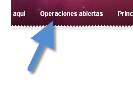 Operaciones a un click