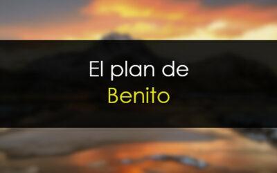 El plan de Benito