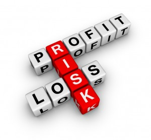 Bolsa control riesgo