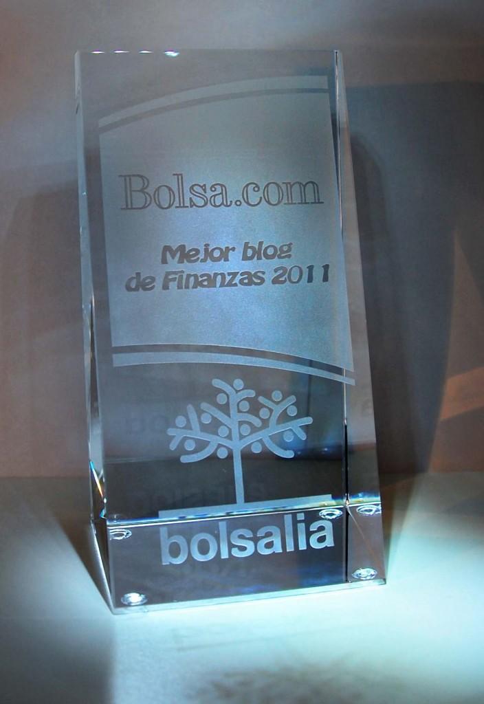 Bolsa Novatos Trading Club premio