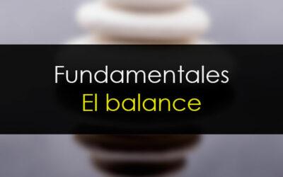 Fundamentales en trading: El balance