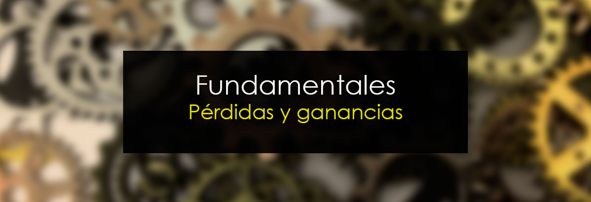 Fundamentales Pérdidas y Ganancias