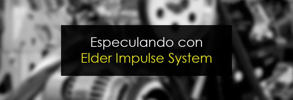 Especular con elder impulse system