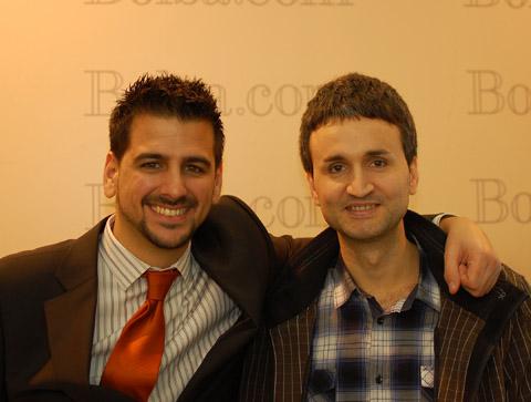 Invertir en Bolsa, Josep y Uxío