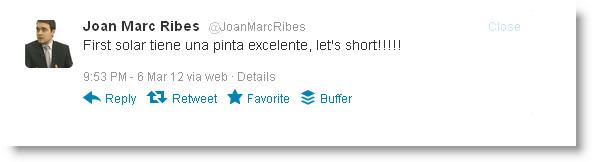 Invertir en Bolsa, Marc Ribes