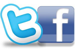Invertir en Bolsa, Facebook, Twitter
