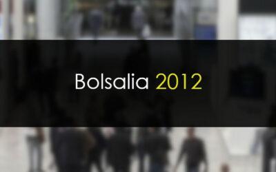 Mi charla en Bolsalia: La frontera del ruido