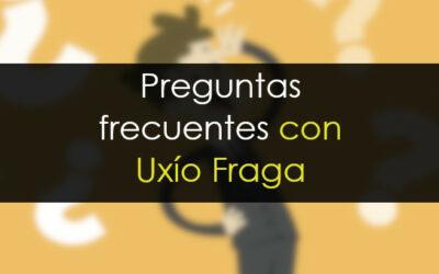Preguntas frecuentes con Uxío Fraga
