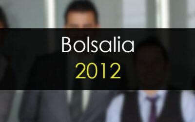Fotos y resumen de Bolsalia 2012