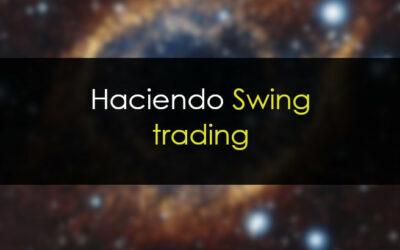 Haciendo swing trading. Señales de compra