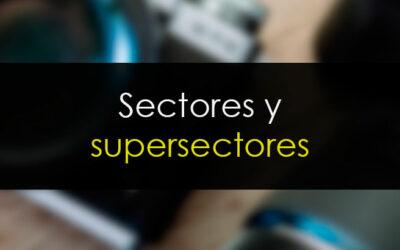 Sectores y supersectores de USA y Europa