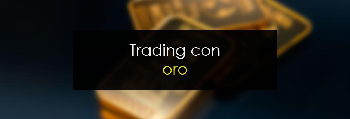 Trading con oro