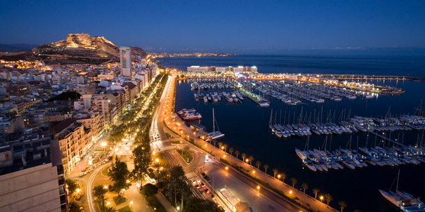 Estoy en… Alicante