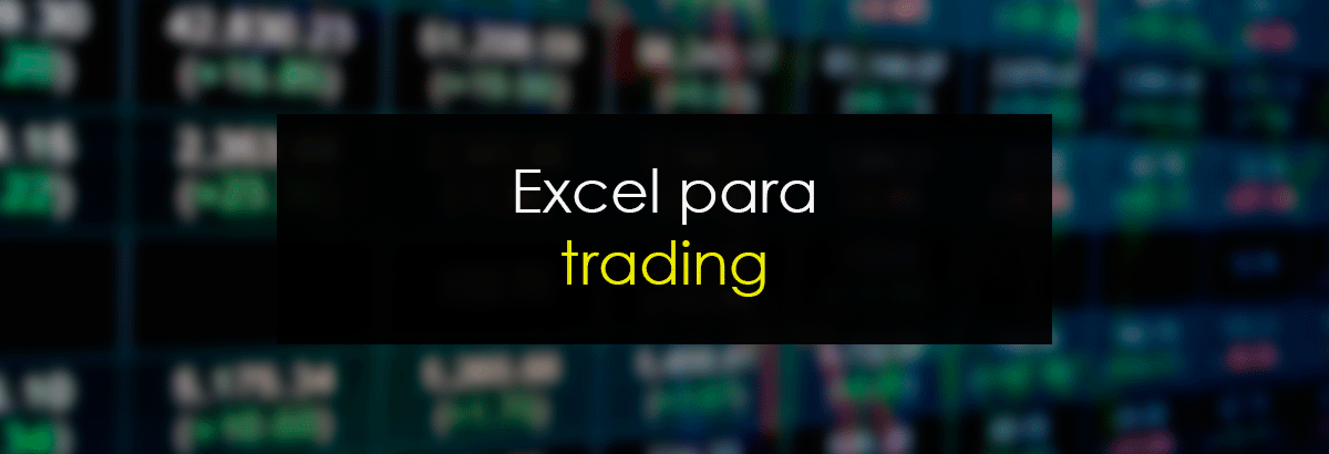 Excel Para trading