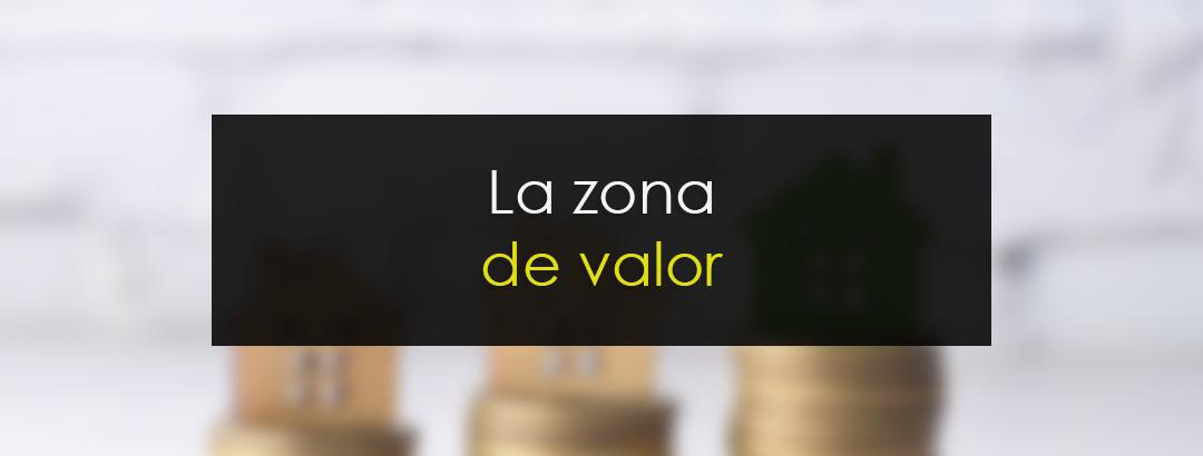 La zona de valor: cómo ajustarla
