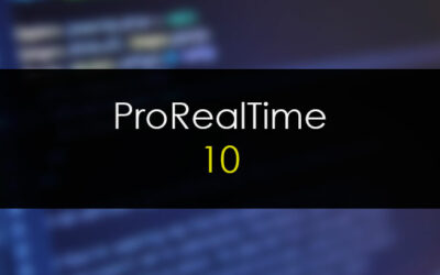 ProRealTime 10. Primeras impresiones