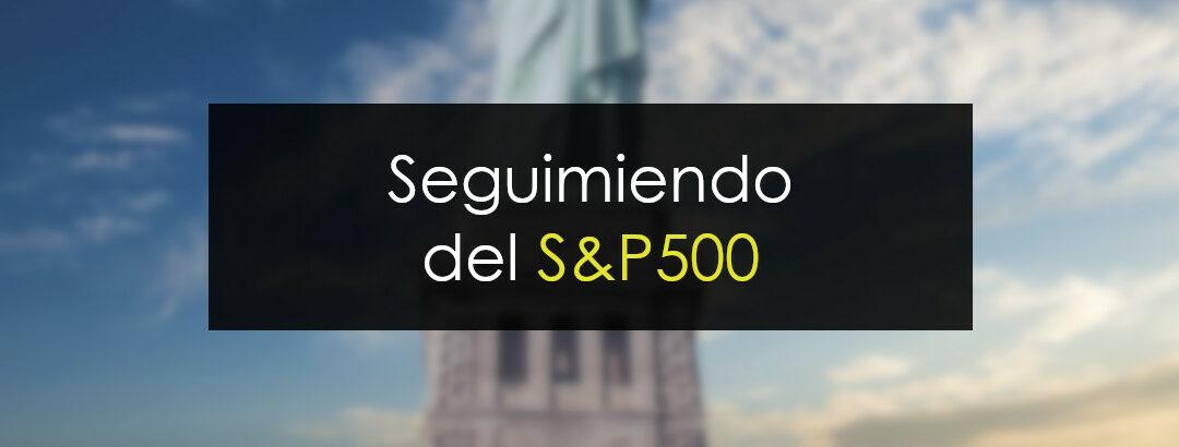 Seguimiento del S&P500