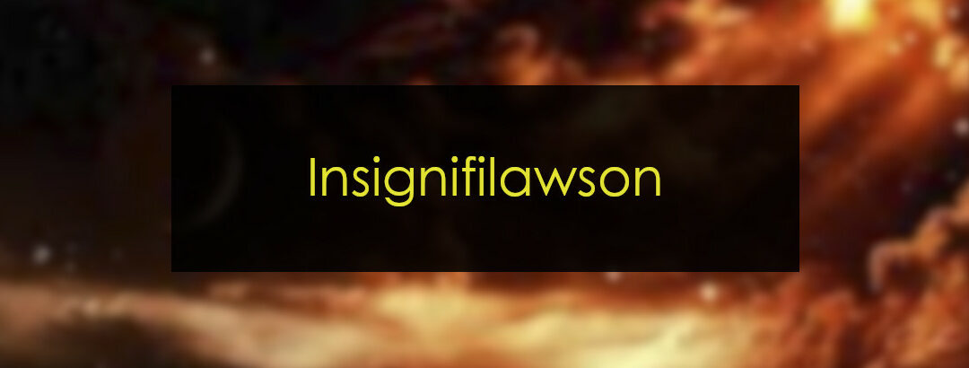 Insignifilawson