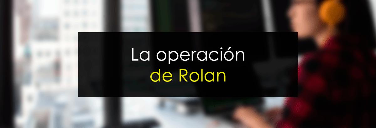 La operación de Rolan