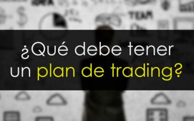 Cómo hacer un buen plan de trading
