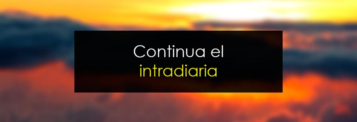 Continua la aventura Intradia