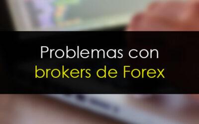 Los problemas de operar índices y commodities con un broker de Forex