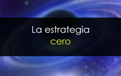 La estrategia cero