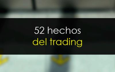 52 hechos del trading que no puedes olvidar