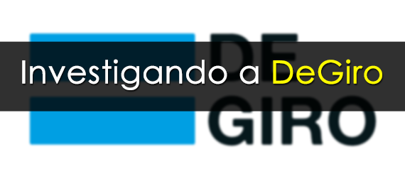 Broker: Investigando a DeGiro