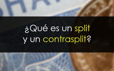 ¿Qué es un split y un contra split? Sus increíbles efectos