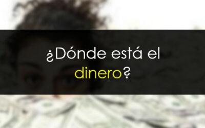 A grandes rasgos ¿Dónde está el dinero?