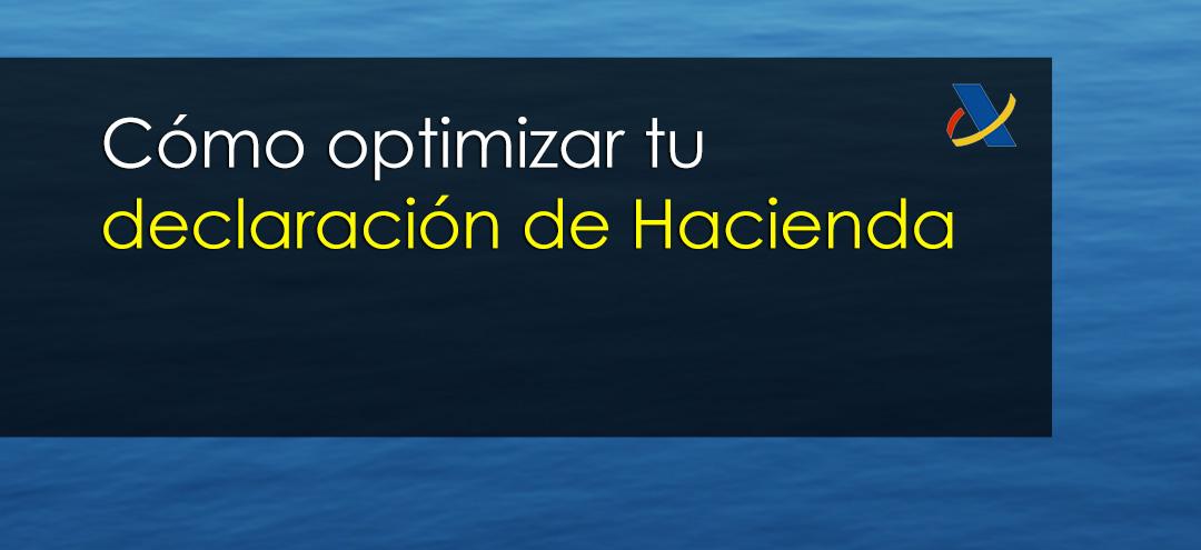 optimizar delaracion de hacienda bolsa trading