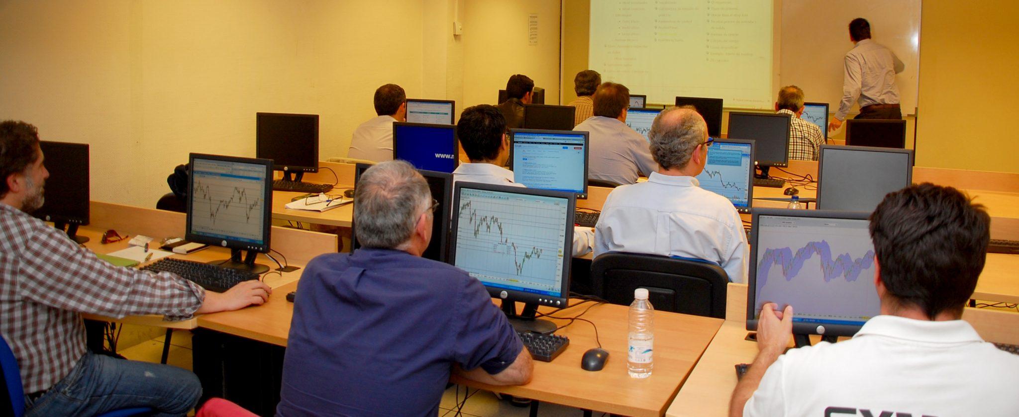 curso presencial trading