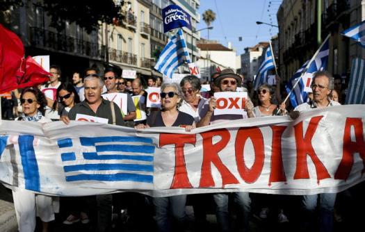 referendum griego trading