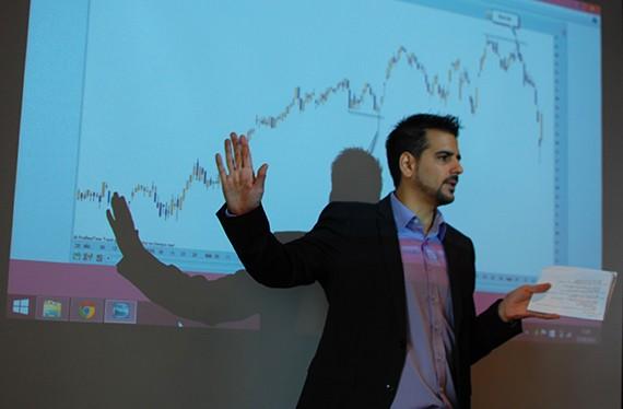 trading curso presencial